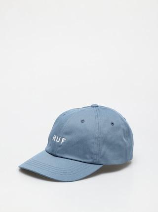 Czapka z daszkiem HUF Essentials Og Logo Cv 6 Panel (ligt blue)