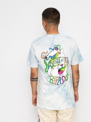 T-shirt RipNDip Acid Playdo (light blue cloud wash)