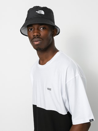 T-shirt Vans Colorblock (black/white)