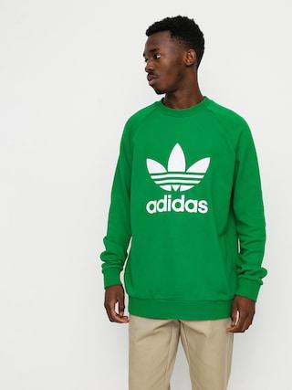Bluza adidas Originals Trefoil (green/white)