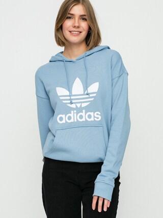 Bluza z kapturem adidas Originals Trf HD Wmn (ambsky)