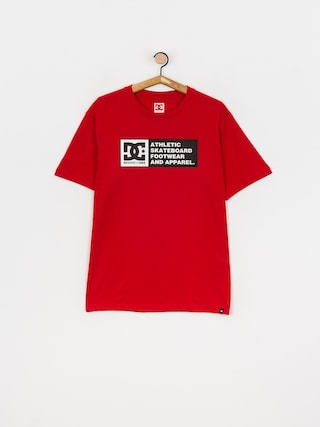 T-shirt DC Density Zone (racing red)