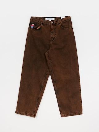 Spodnie Polar Skate Big Boy Jeans (orange black)
