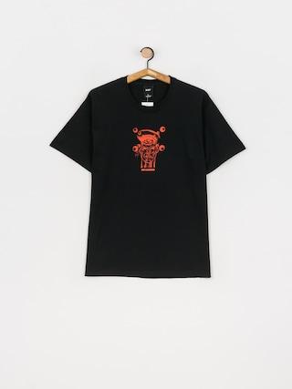 T-shirt HUF x JENKEM Deep Enlightenment (black)