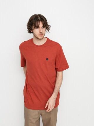 T-shirt Element Crail (barn red)