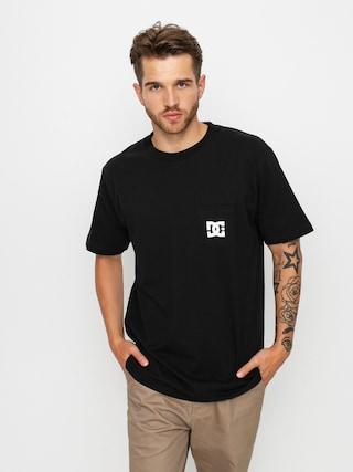 T-shirt DC Star Pocket (black)