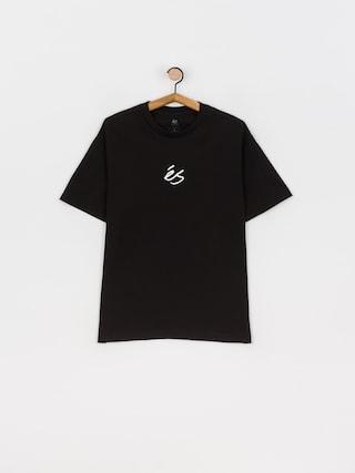 T-shirt eS Mini Script (black)