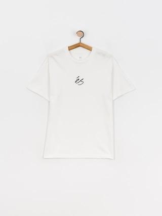 T-shirt eS Mini Script (white)