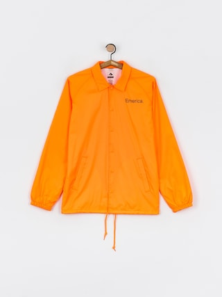 Kurtka Emerica Pure Logo Coaches (orange)