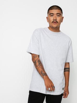T-shirt RVCA Recession Tee (athletic heathe)