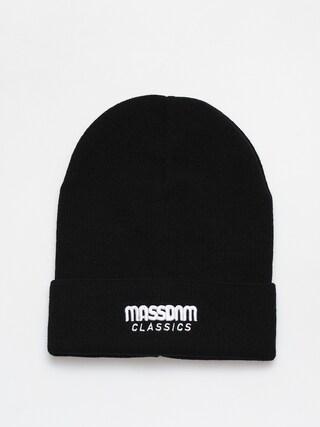 Czapka zimowa MassDnm Classics (black)