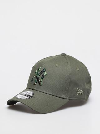 Czapka z daszkiem New Era Camo Infill 9Forty New York Yankees (green med)