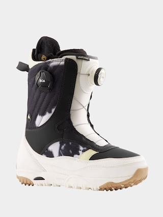 Buty snowboardowe Burton Limelight Boa Wmn (stout wht/acid wash)