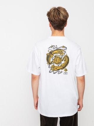 T-shirt Element Rotation (optic white)