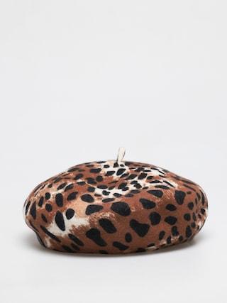 Beret Brixton Audrey Beret Wmn (leopard)