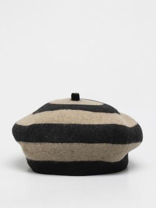 Beret Brixton Audrey Beret Wmn (twig/black stripe)