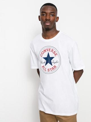 T-shirt Converse Chuck Patch (white)