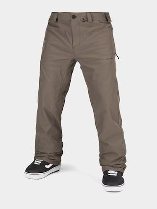 Spodnie snowboardowe Volcom Freakin Snow Chino (dark teak)