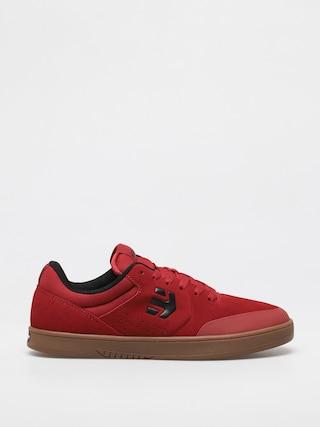Buty Etnies Marana (red/gum)