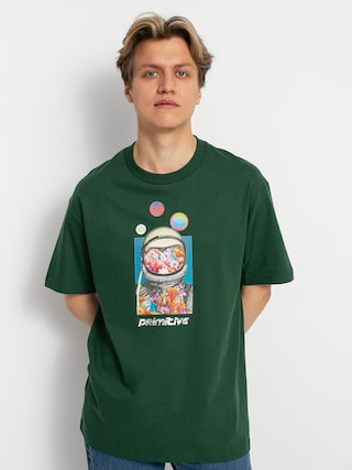 T-shirt Primitive Contact (forest green)