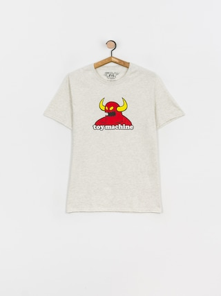 T-shirt Toy Machine Monster (oat heather)