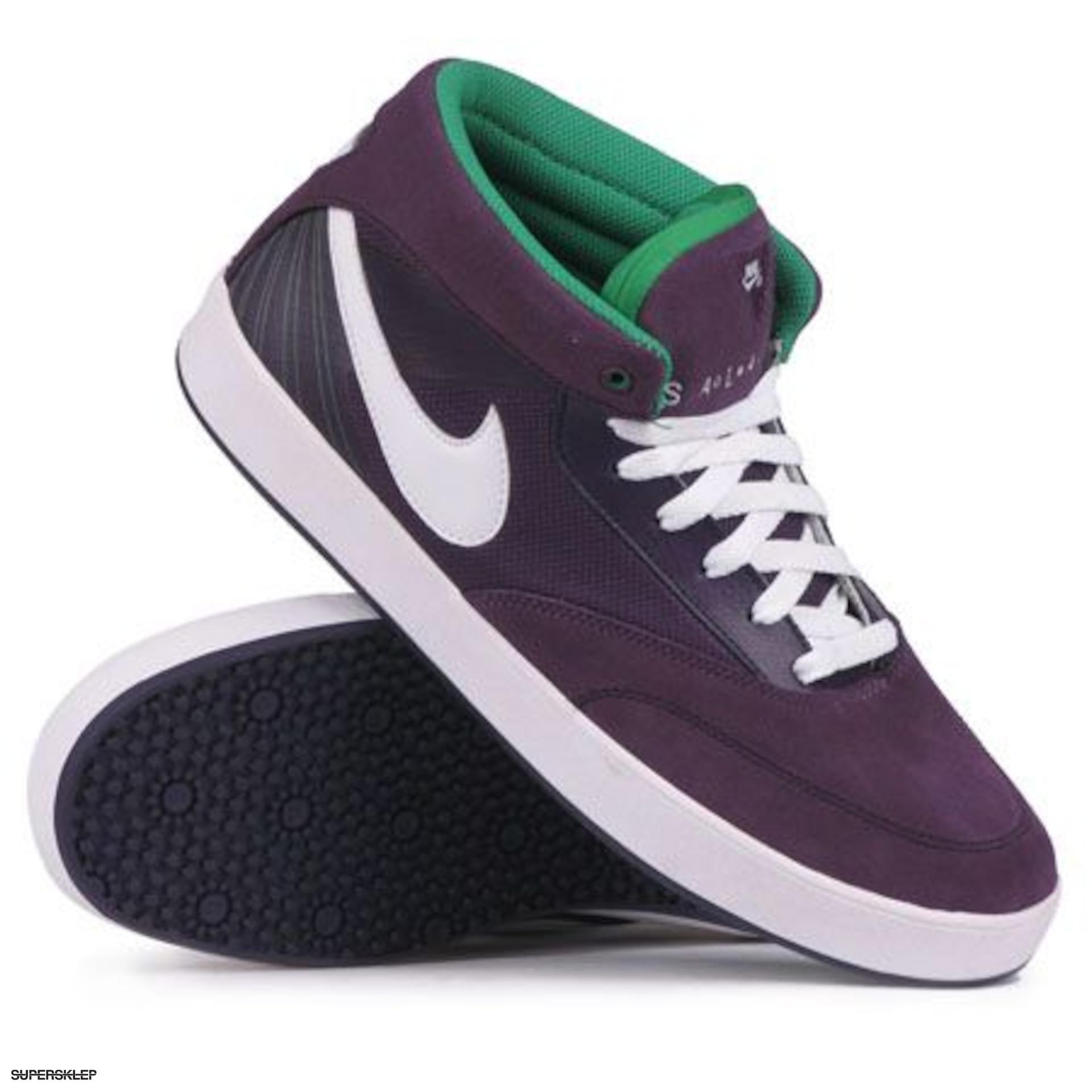 promo code d8f4d efda1 Buty Nike SB Zoom Omar Salazar (grand purplewhite-lucky gree