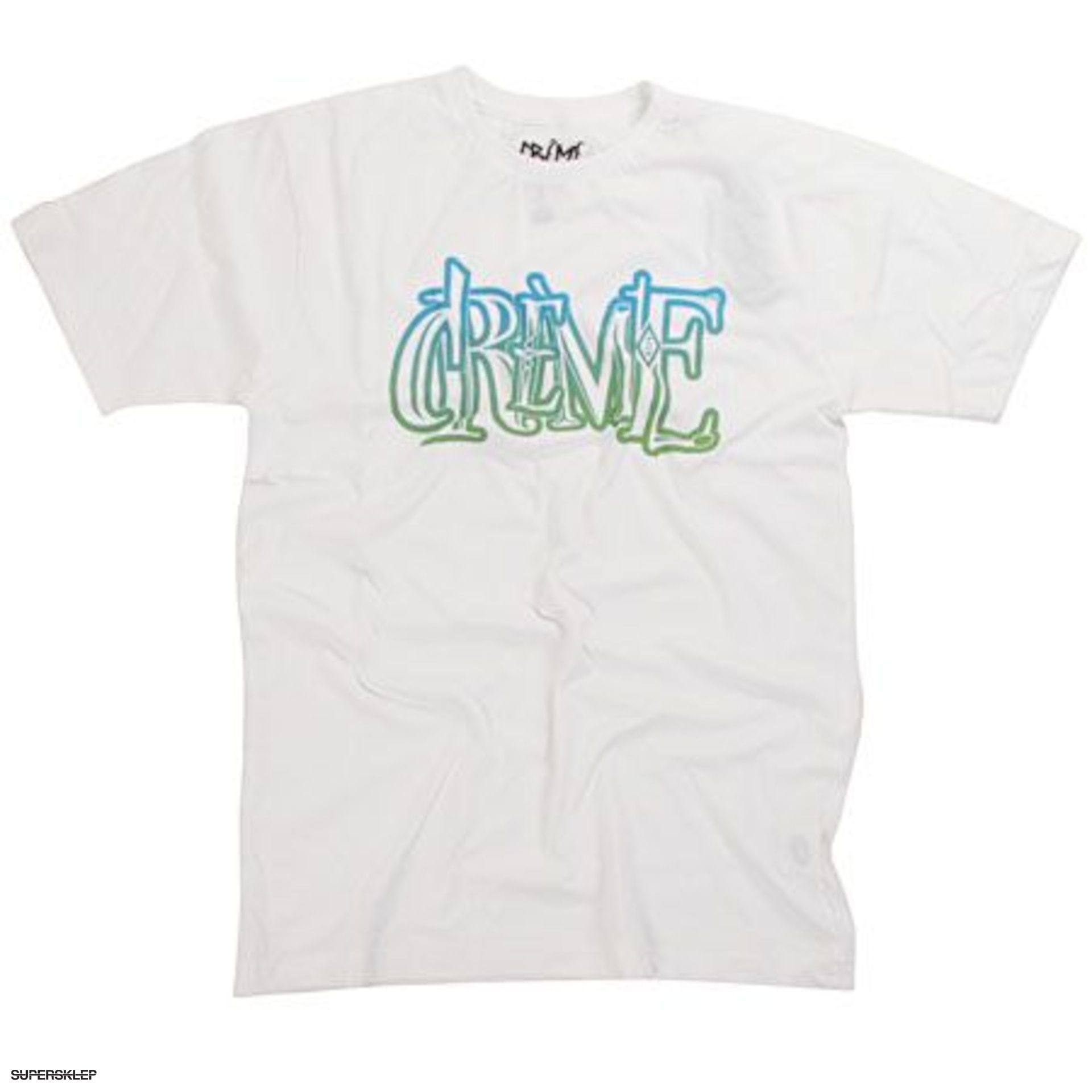 4719ed44d583 T-Shirt Creme Casino (snow white)