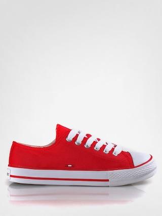 Trampki Smith's Niskie (red)