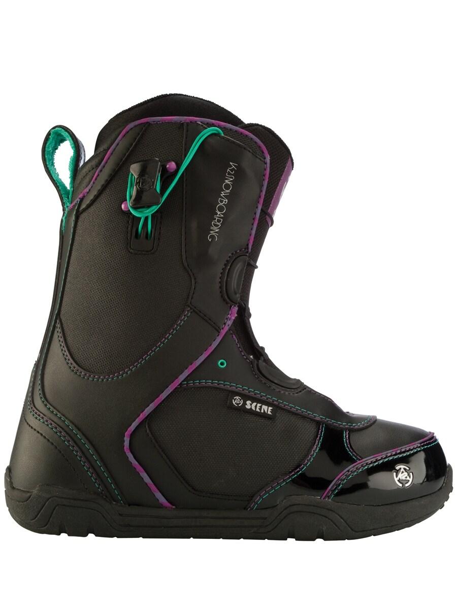 buty snowboardowe damskie k2 two boa burton