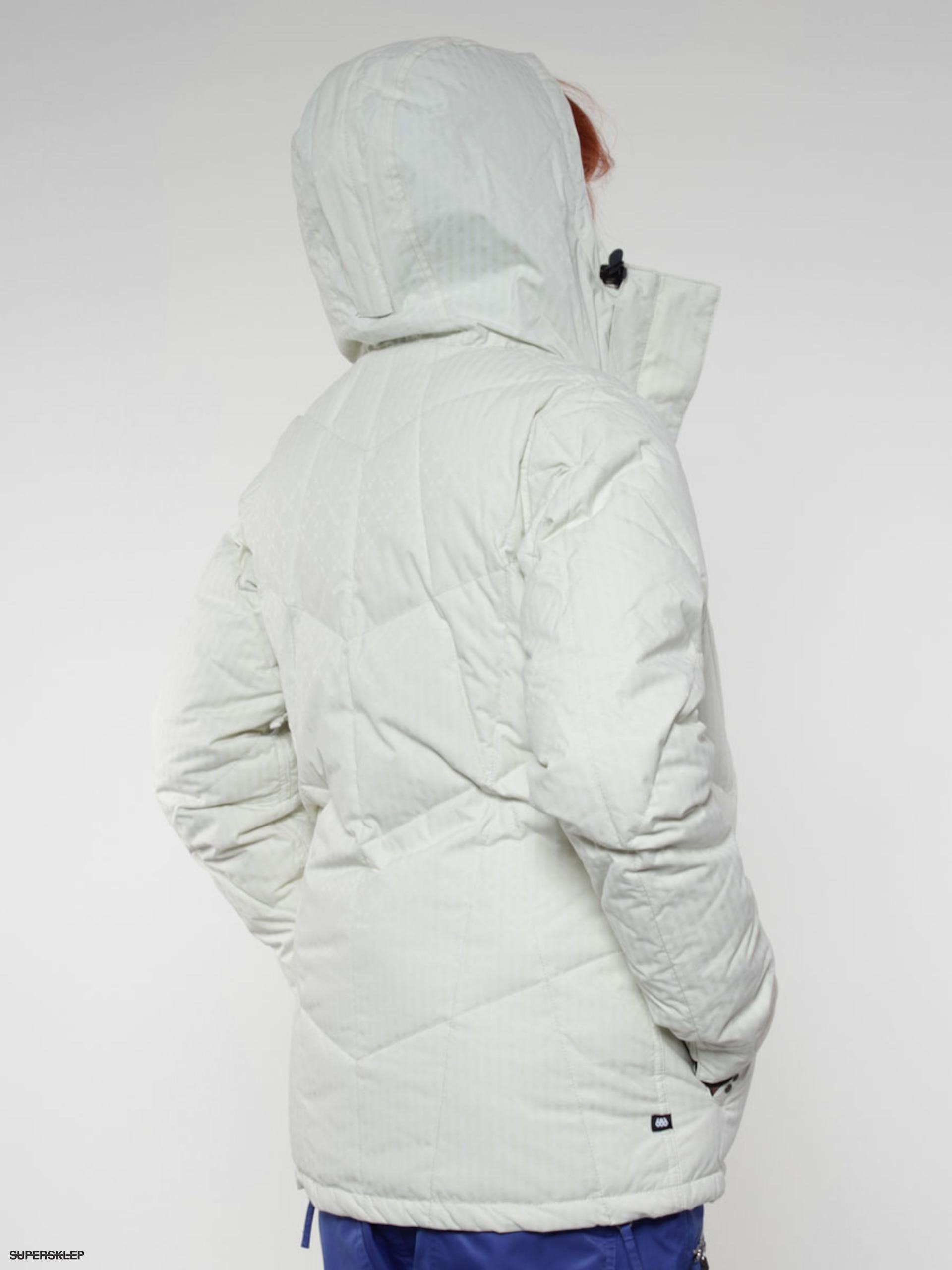 Damska Kurtka snowboardowa 686 Reserved Dove Jacket (ivory)