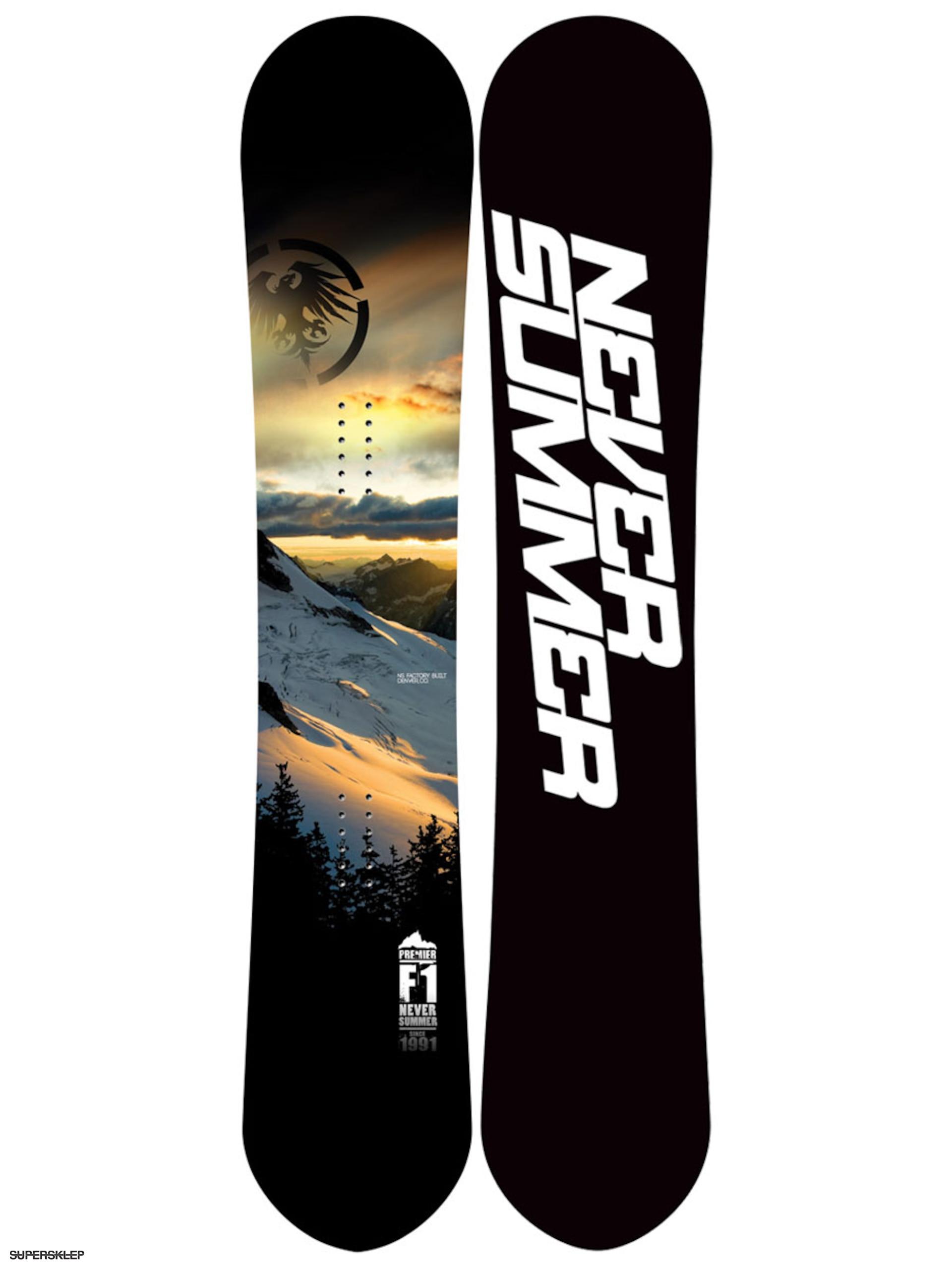Deska snowboardowa Never Summer Premier F1 6909200eb3