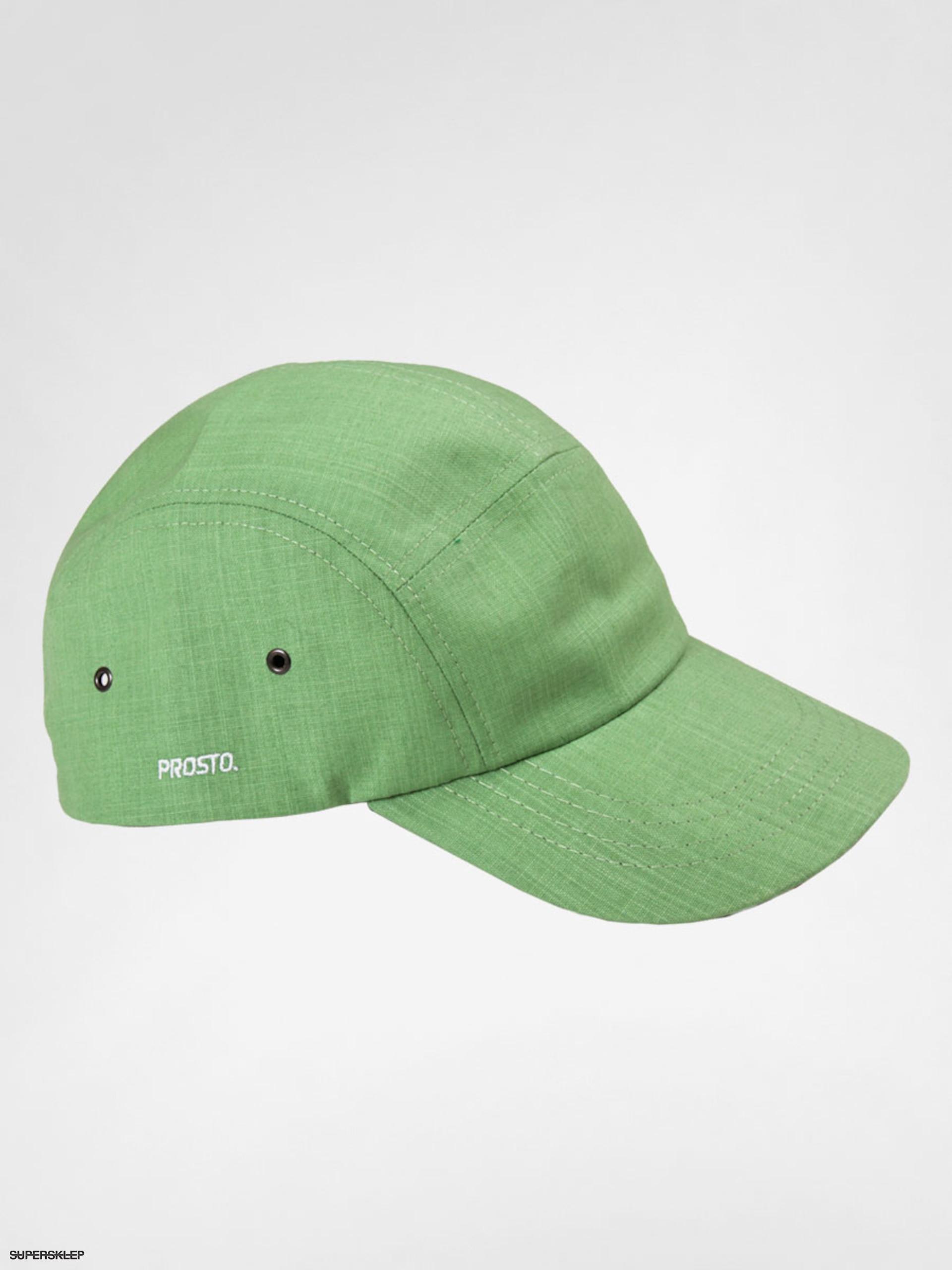 b1f5faa506c0a5 Czapka z daszkiem Prosto Kl Fat Cap (green)