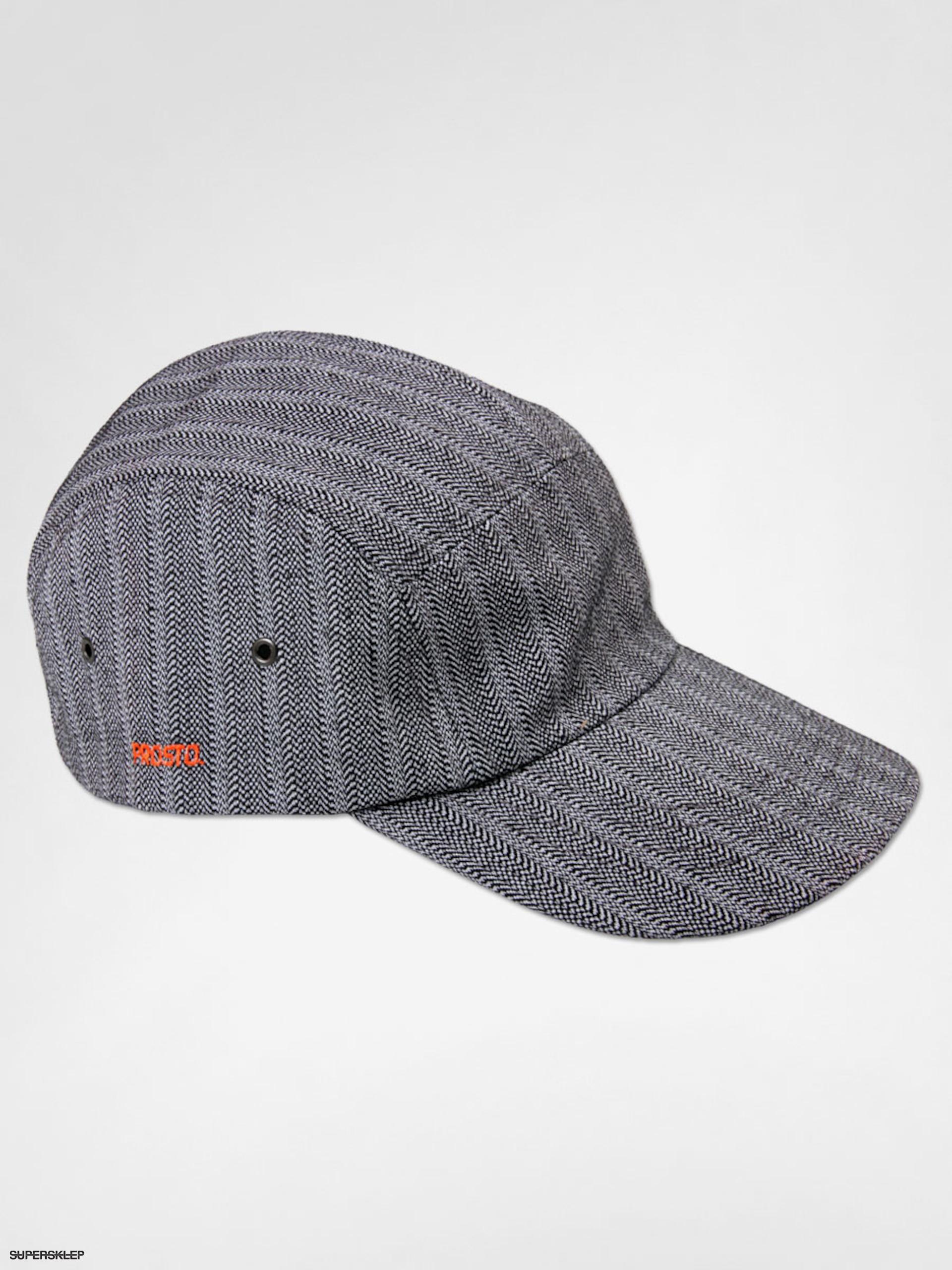 b12e60f6ca1560 Czapka z daszkiem Prosto Kl Fat Cap (grey)