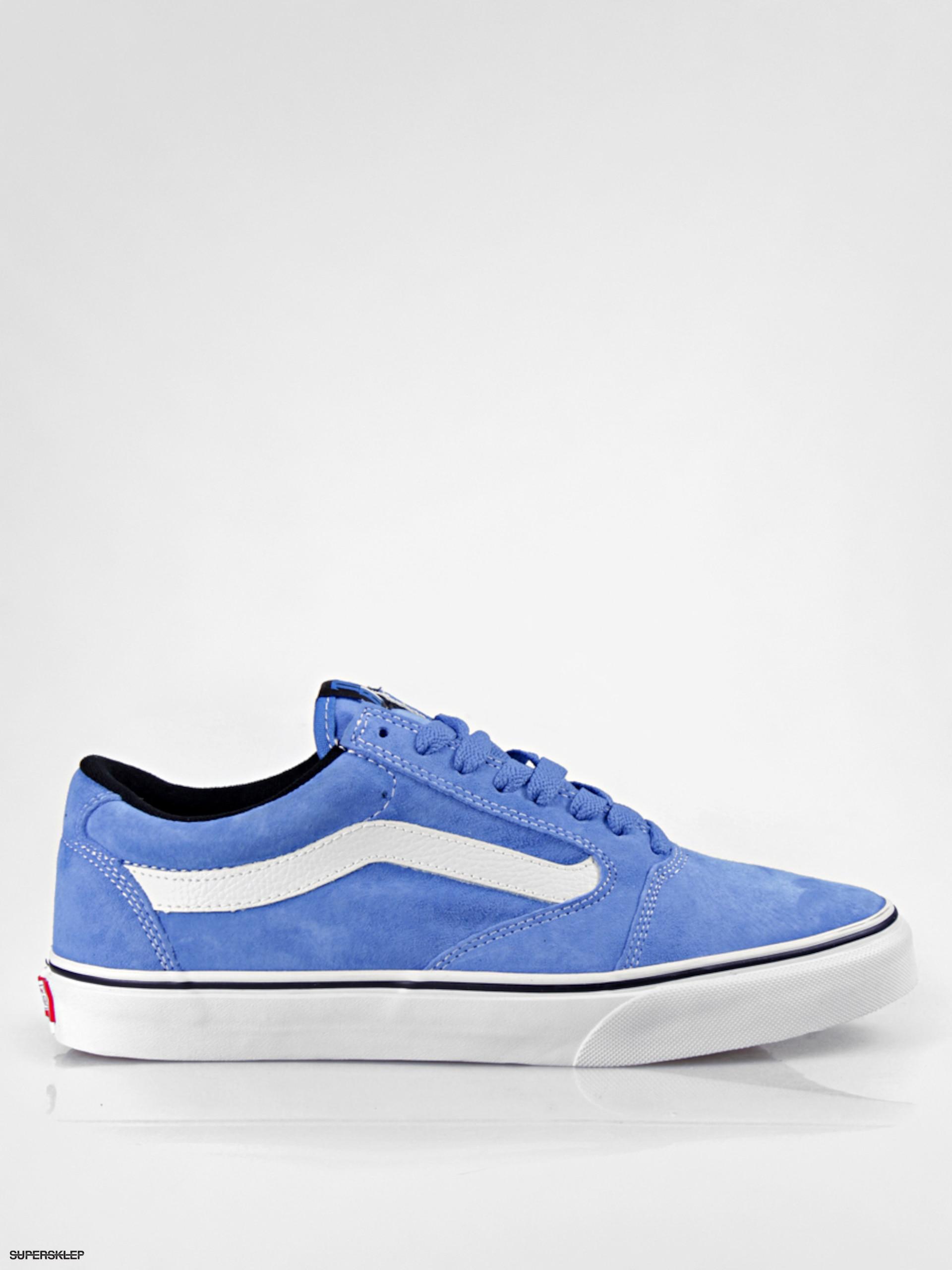 Buty Vans TNT 5 (bluewhite)