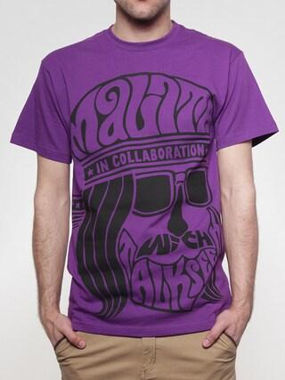 T-Shirt Malita Hippie (violet)