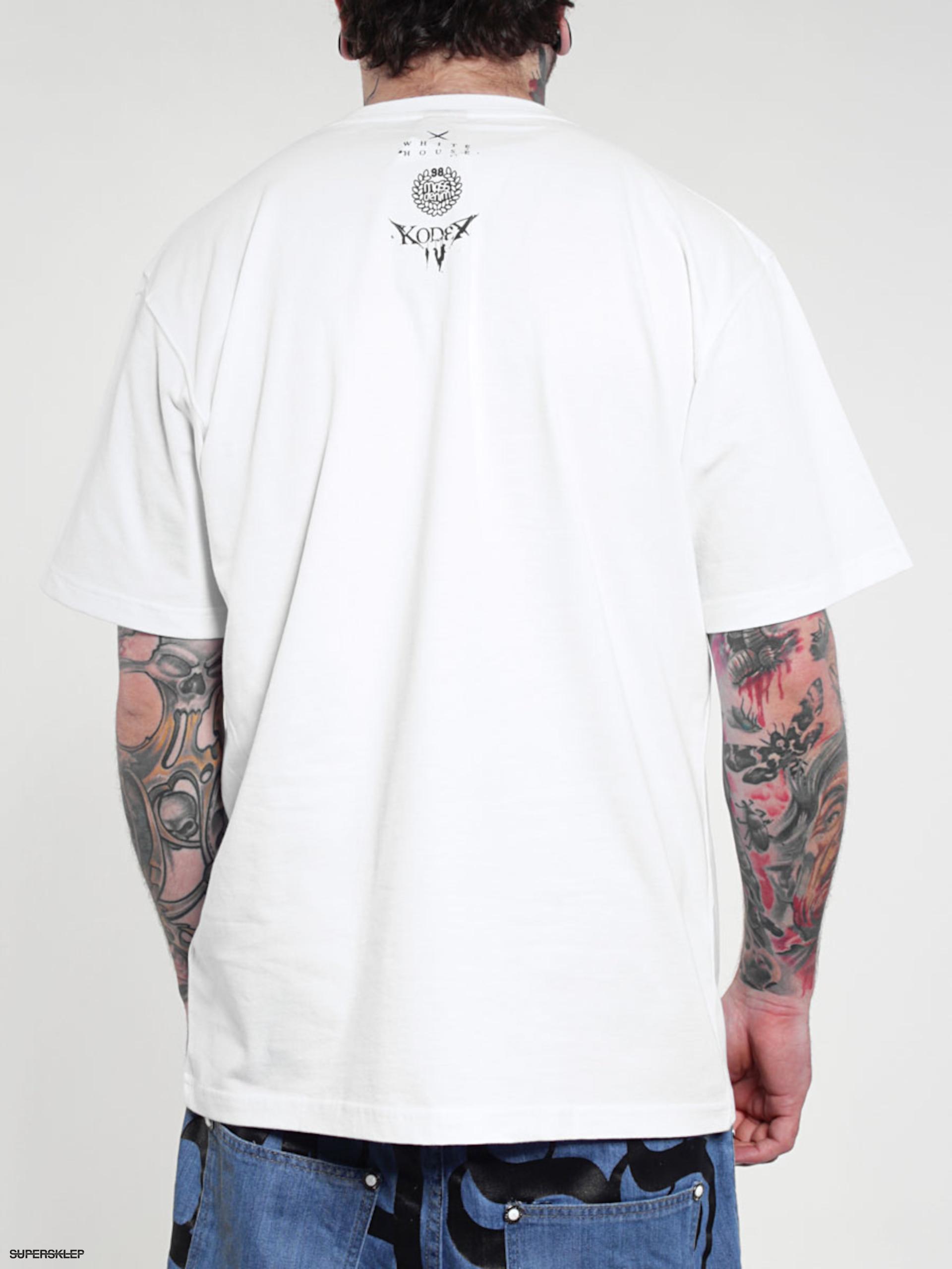 57a57086dfea T-Shirt Mass Basic (biała)