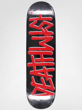 Deck Deathwish Deathspray 8.0'' (blk/red)