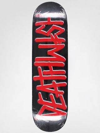 Deck Deathwish Deathspray 8.0'' (blk/red)