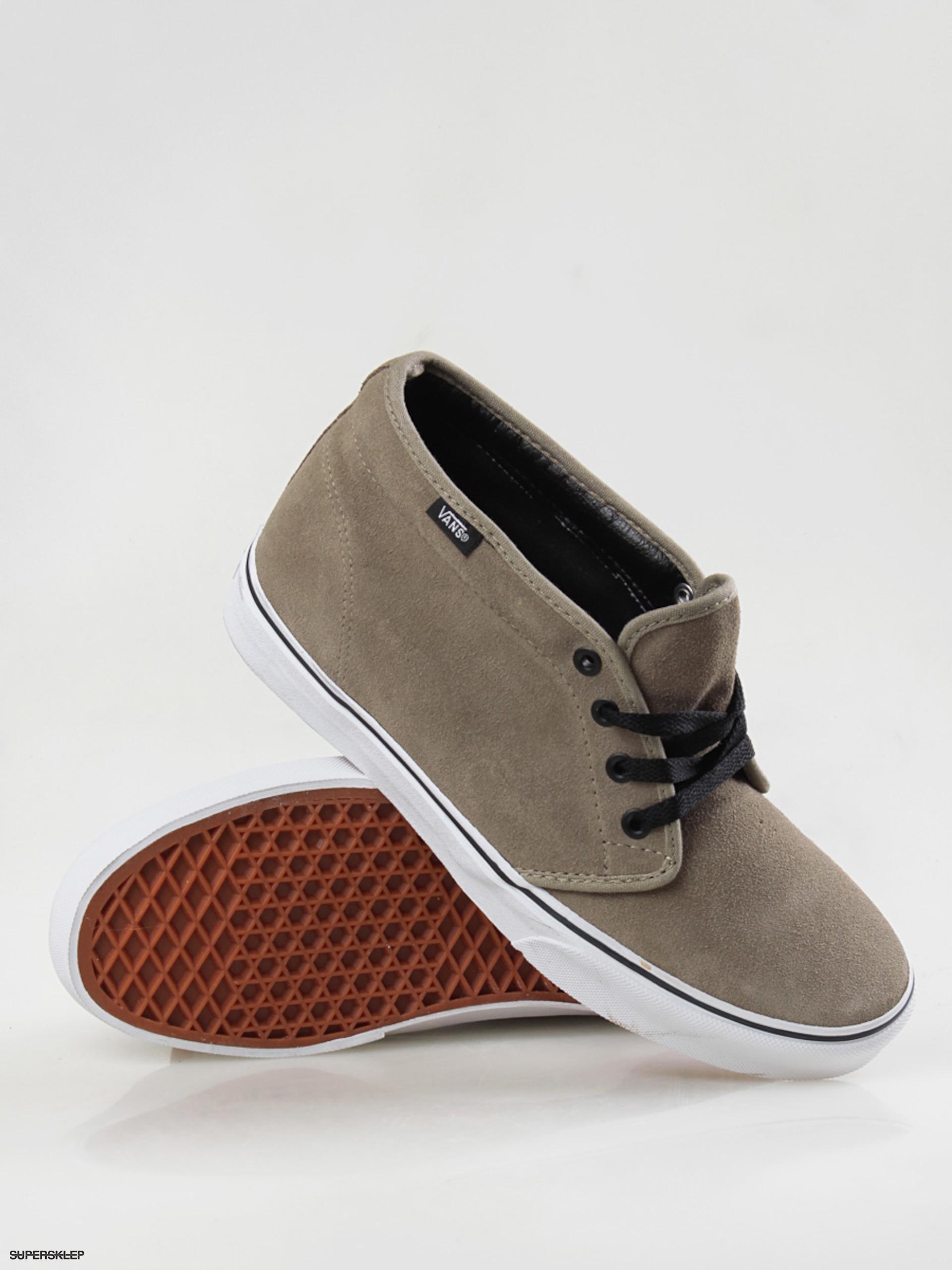 e28e8162d1 Buty Vans Chukka Boot (suede dune true white)