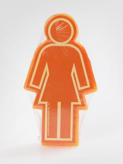 Wosk Girl Human (orange)