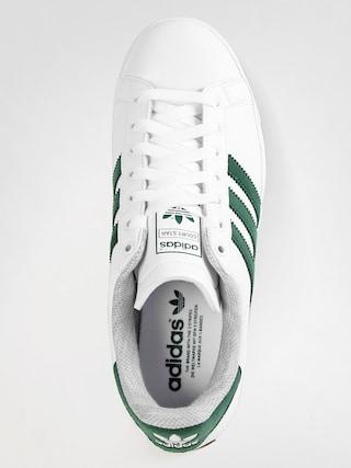 068ef889b60fb Buty adidas Court Star (white/dark green/gum5)