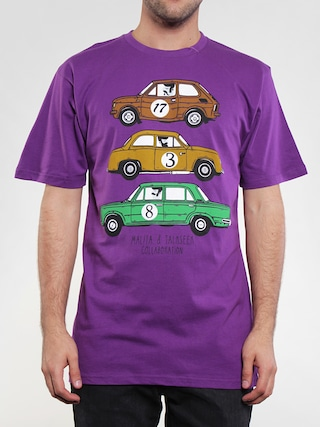 Koszulka Malita Cars (violet)