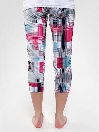 Bielizna aktywna 686 Plaid Base Layer Bottom Wmn (tur)
