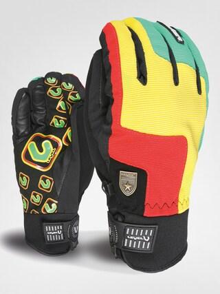 Rękawice snowboardowe Level Suburban (pk rainbow)