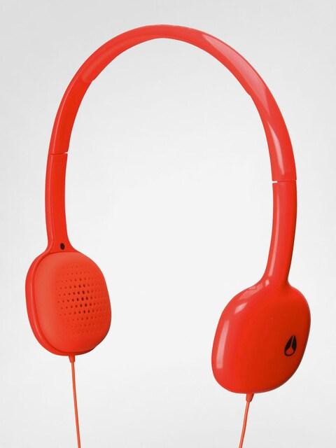 Słuchawki Nixon Loop (neon orange)