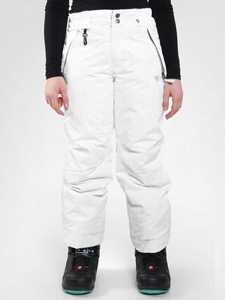 Dziecięce spodnie snowboardowe 686 Mannual Brandy Insulated (white)