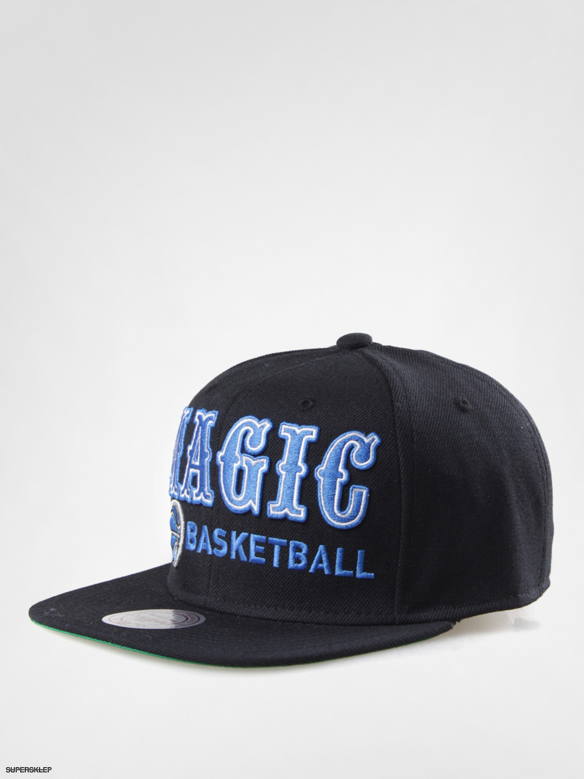 Czapka z daszkiem Mitchell & Ness Orlando Magic 6 ZD