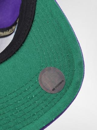 Czapka z daszkiem Mitchell & Ness Charlotte Hornets 10 ZD
