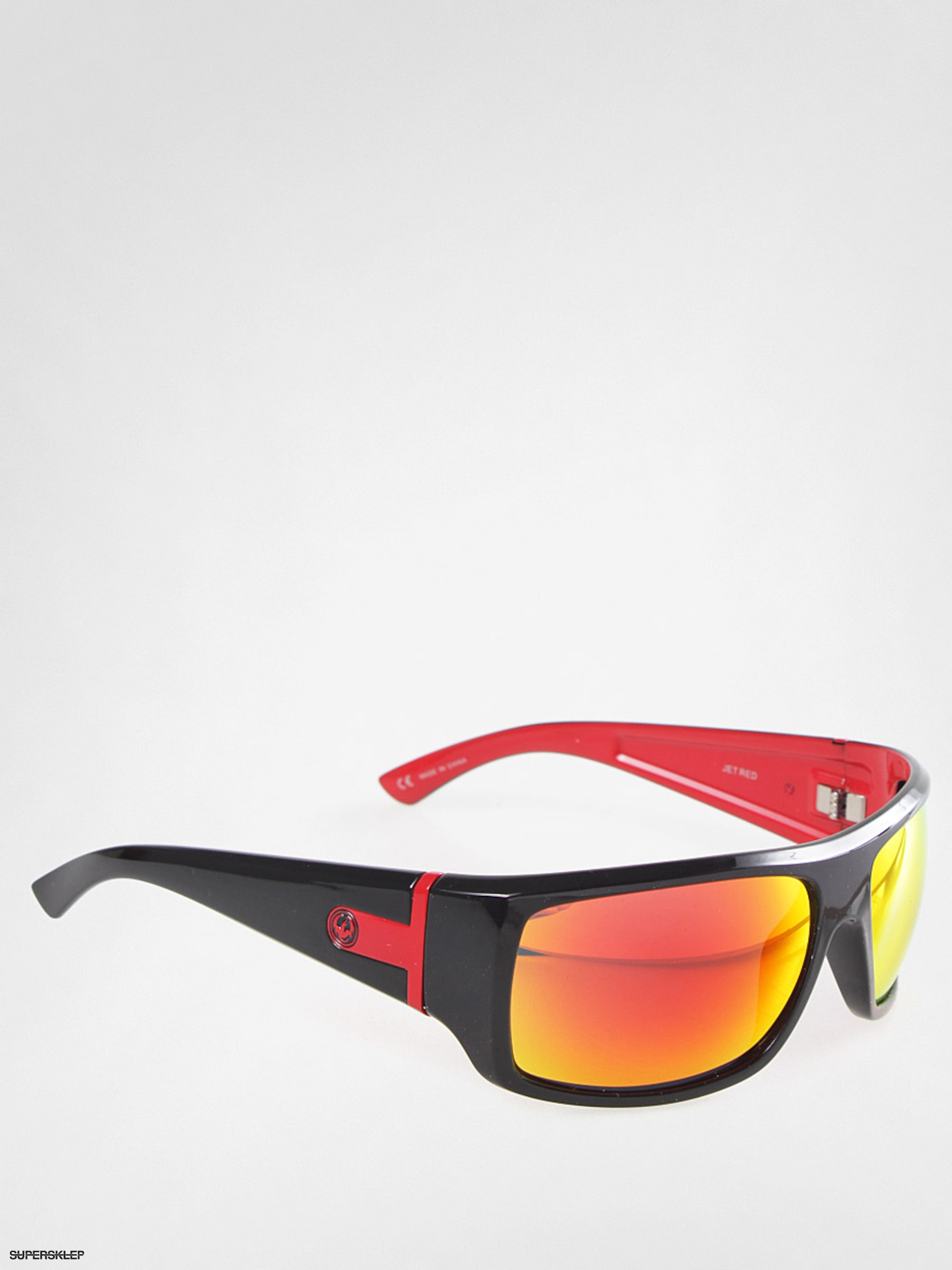 Okulary Dragon Vantage (jet red/red ion m