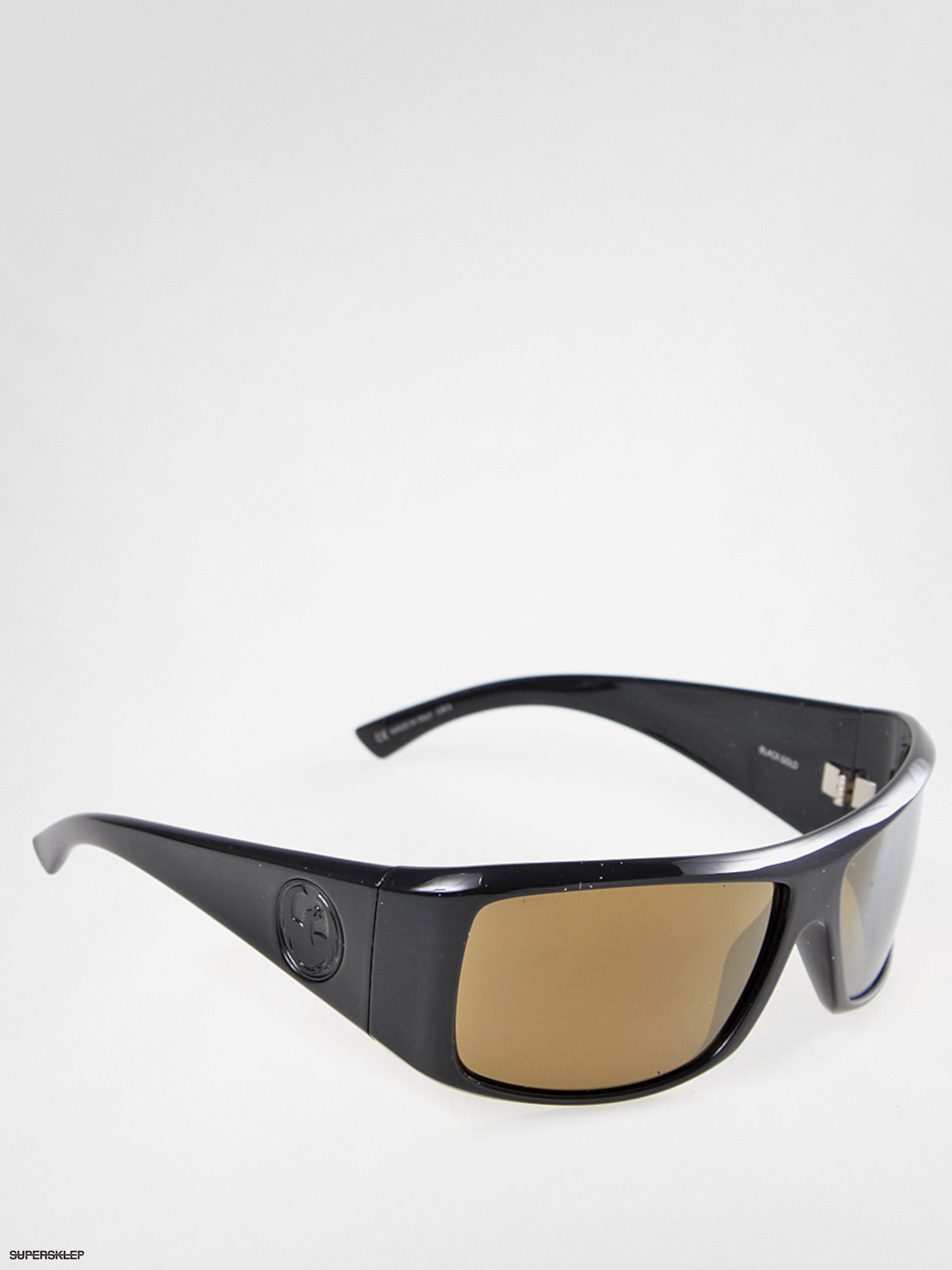 Okulary Dragon Calaca (blk gld/gld ion m (2064))